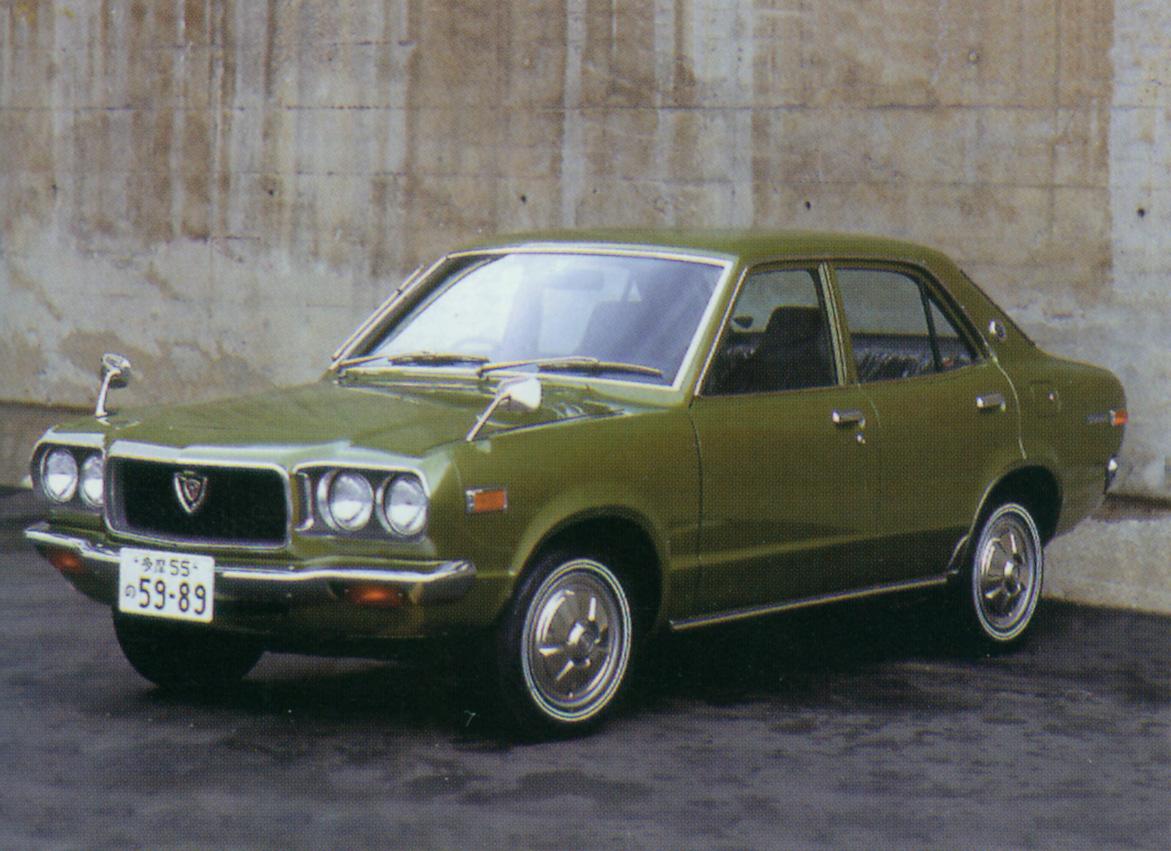 Mazda Savanna 1971