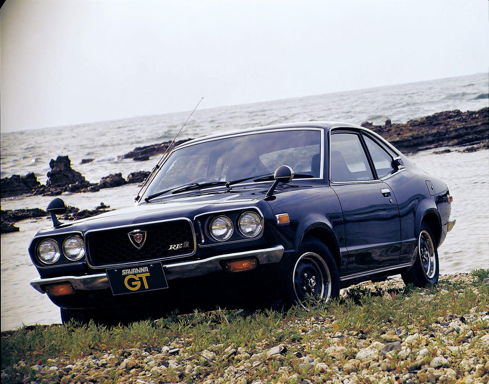 Mazda Savanna GT Rotary 1972