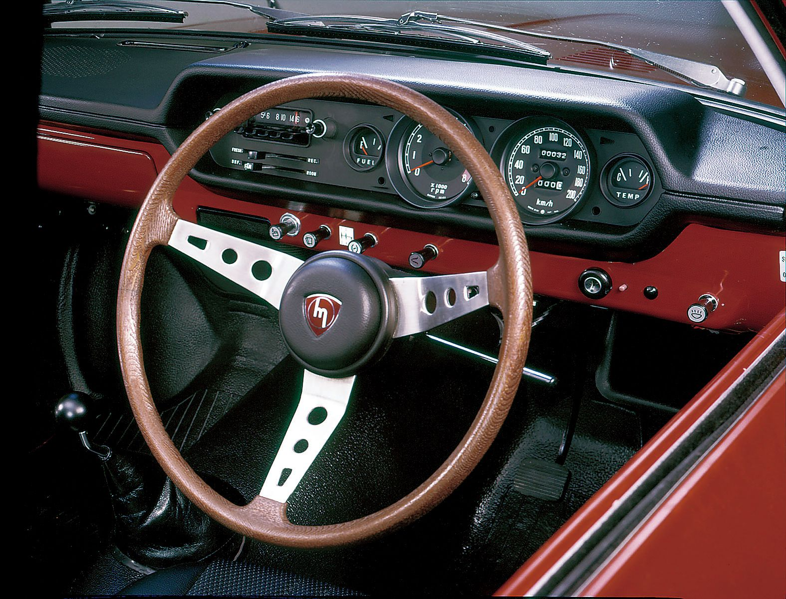 Mazda R100 Coupe 1969