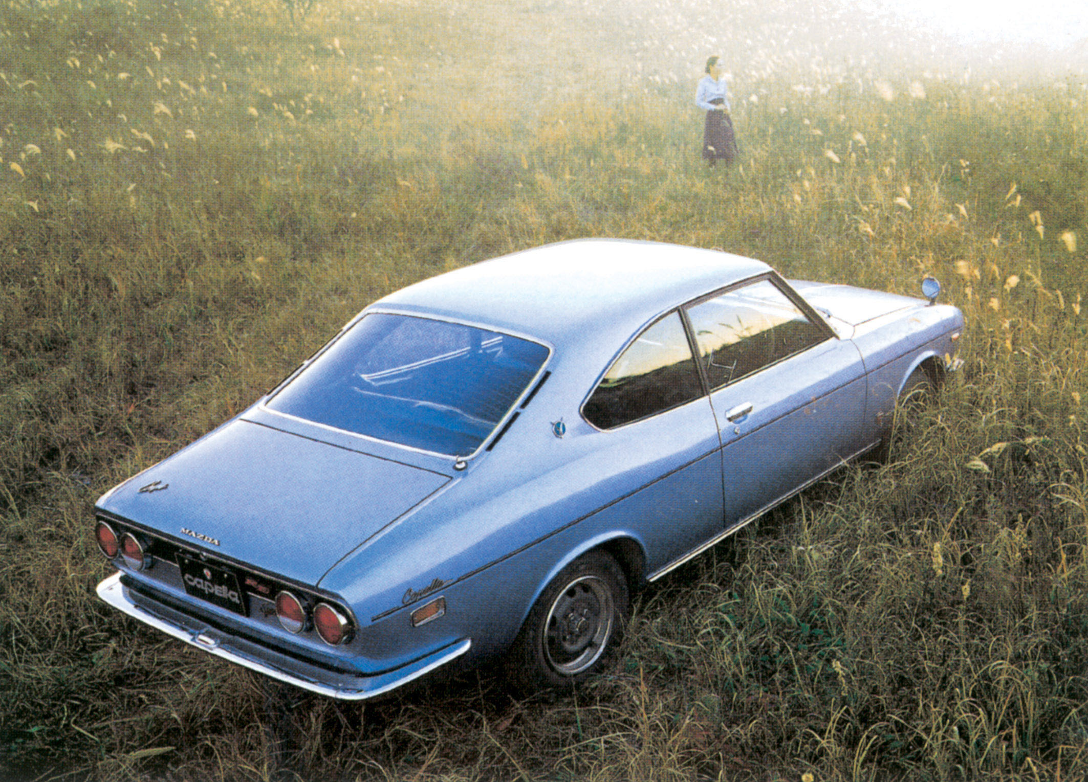 Mazda RX-2 Capella Coupe 1974