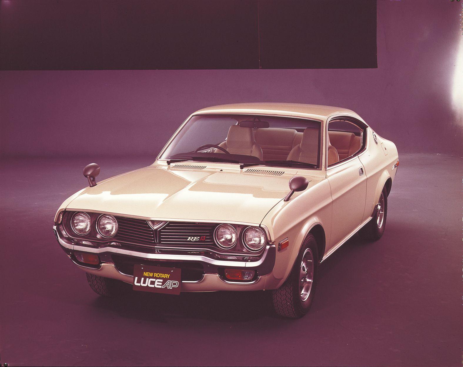 Mazda RX-4 Luce AP 1974