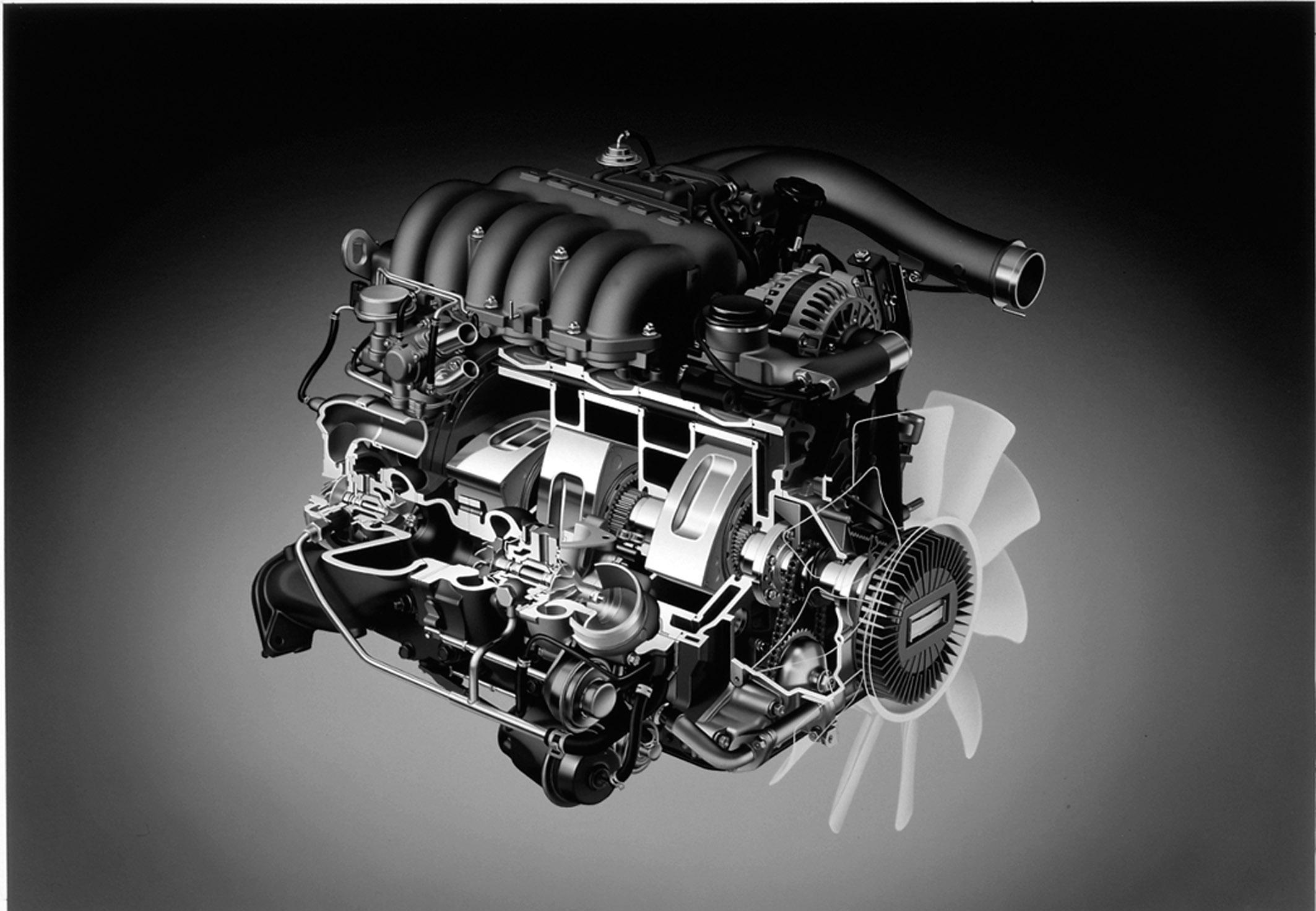 40th 20B REW Engine