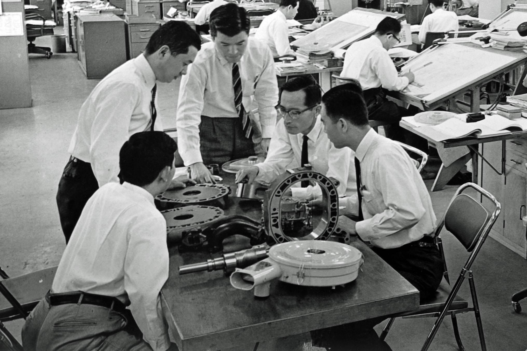 Mazda engineering