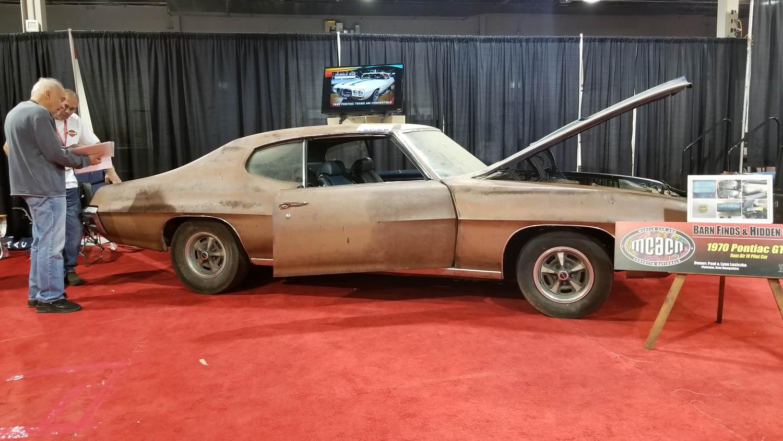 """1970 Pontiac GTO """"Humbler"""""""