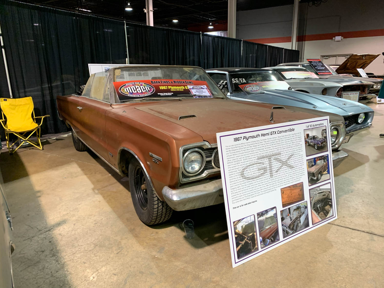 1970 Plymouth GTX convertible hemi