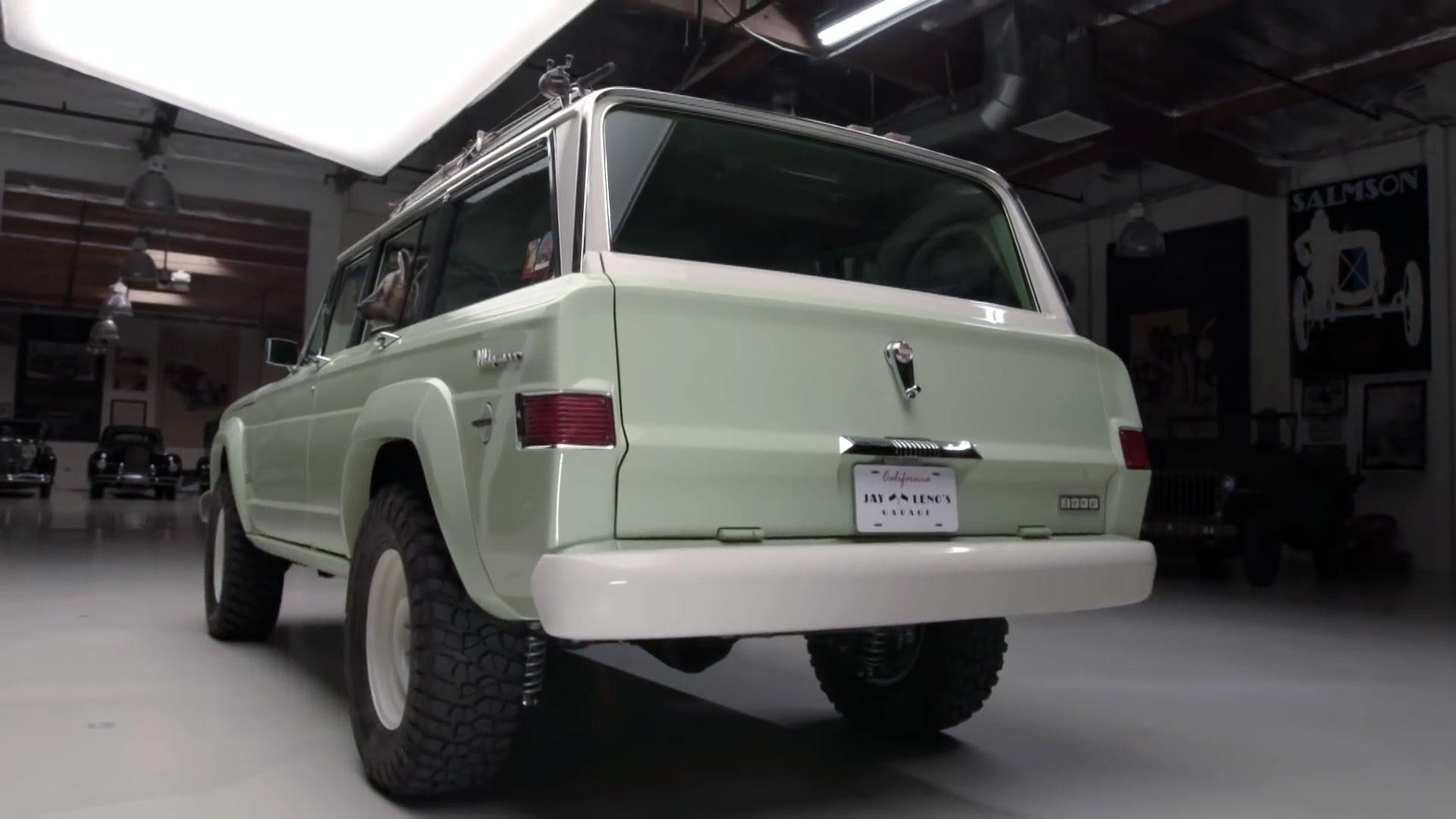 1965 Jeep Wagoneer Roadtrip Concept