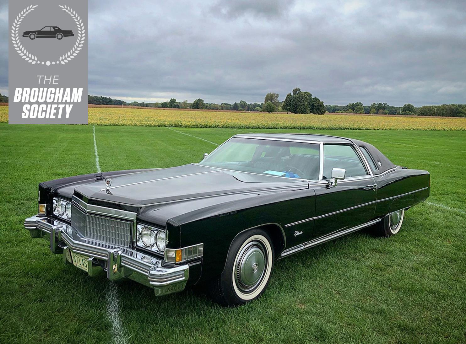The 1974 Cadillac Eldorado was Superfly all day thumbnail