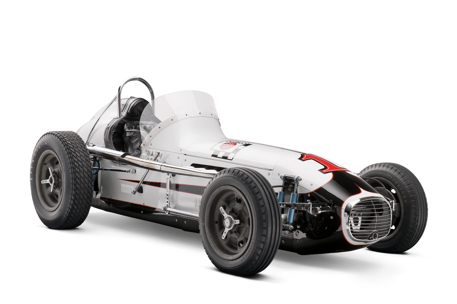 1960 Meskowski Race Car front three-quarter