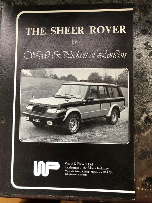 Sheer Rover