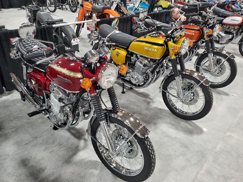 Honda CB750 at Las Vegas Motorcycle auctions
