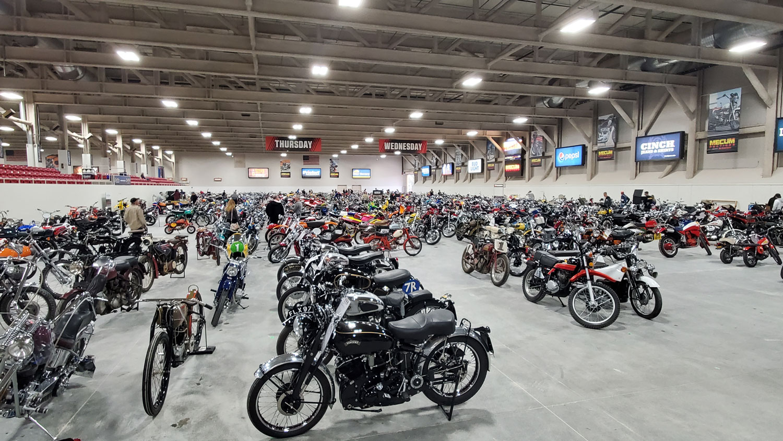 Japanese bikes were hot, British bikes were not at 2020 Las Vegas auctions thumbnail