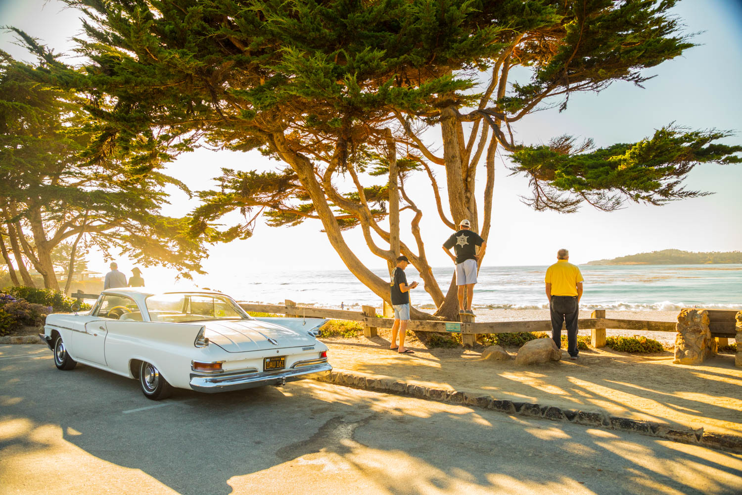 Time passes and people change, but our vagabonds proved that friendship endures and a '61 Chrysler makes an excellent vessel for travel and for carrying memories.