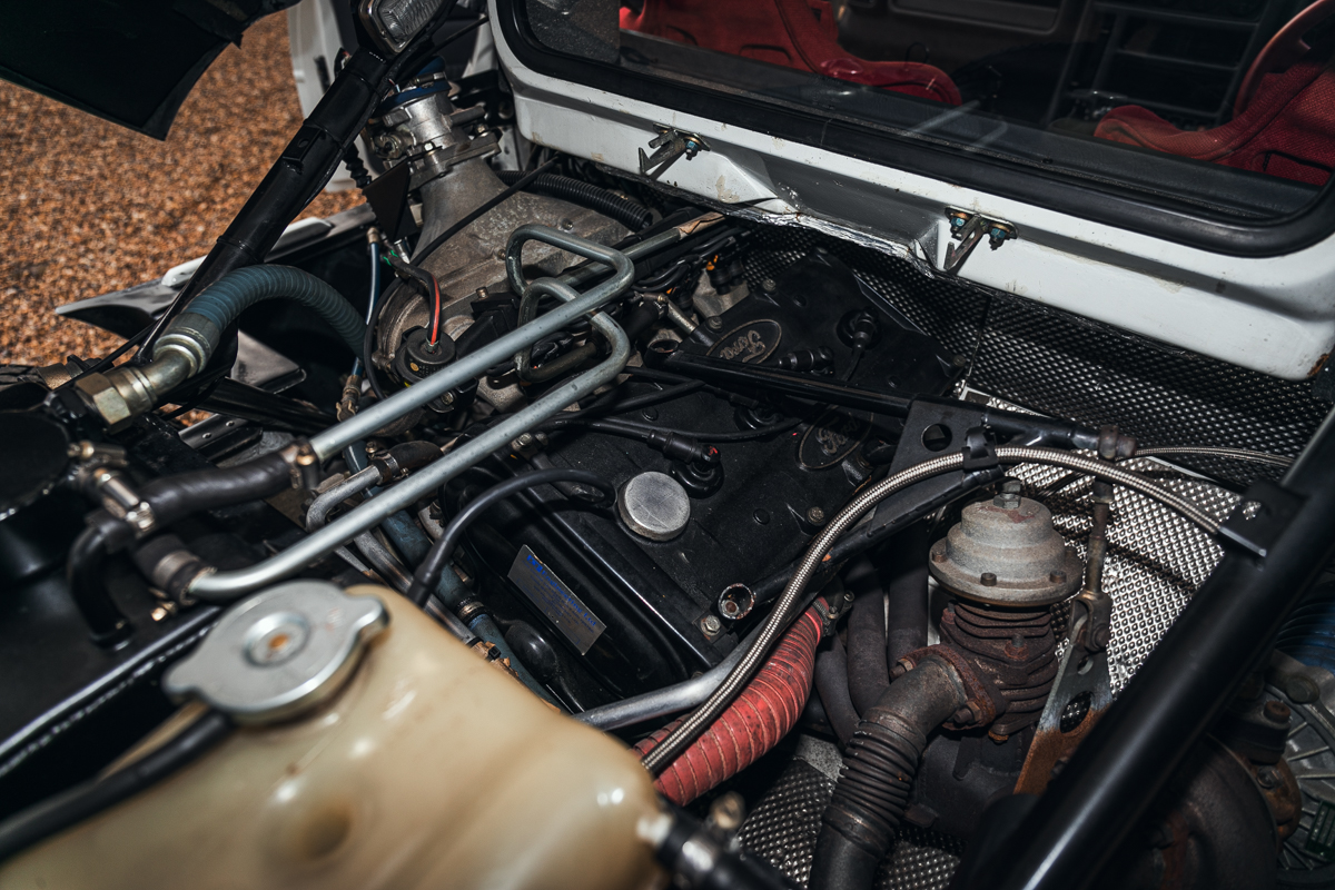 1986 Ford RS200 engine