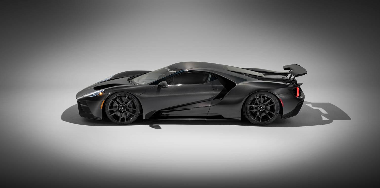 2020 Liquid Carbon Ford GT
