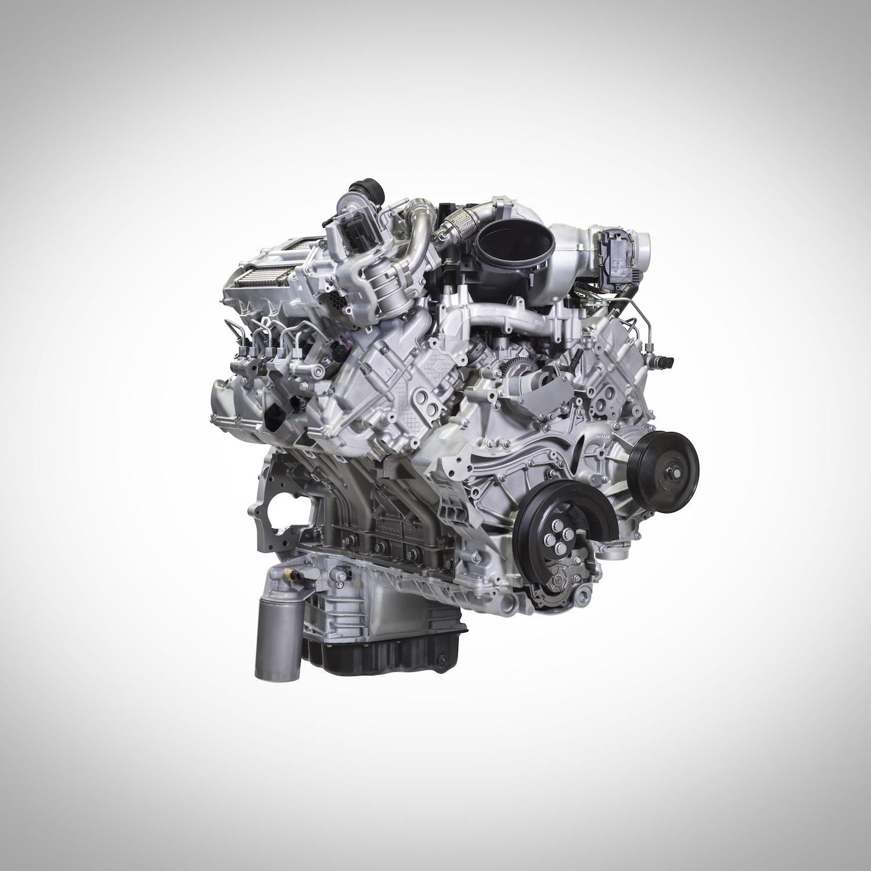 ford diesel engine