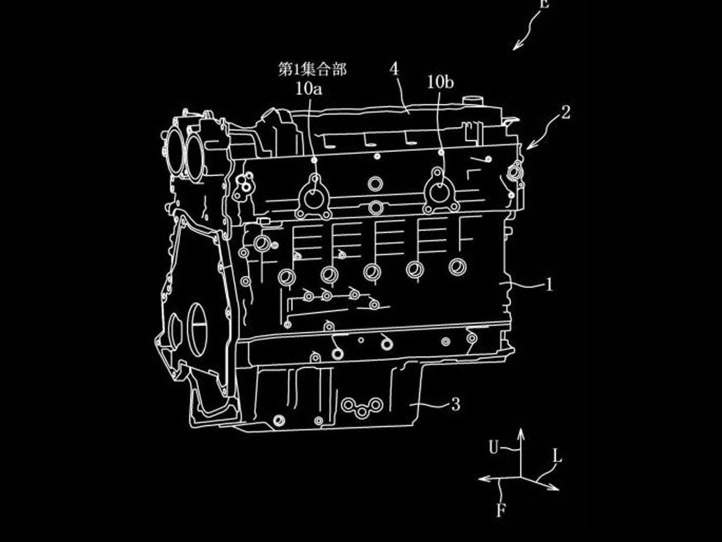 [DIAGRAM_34OR]  Mazda patent filing sheds light on rumored straight-six engine   Hagerty  Media   Chevy Straight Six Engine Diagram      Hagerty