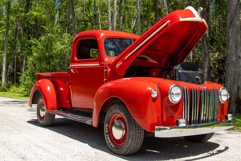 Ford F-series pickup