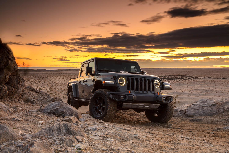 2020 Jeep Gladiator Mojave