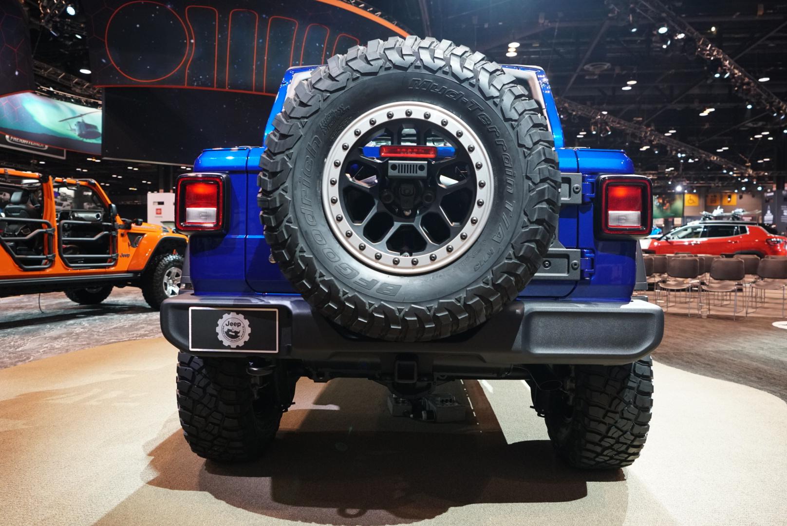 Jeep Mojave Gladiator