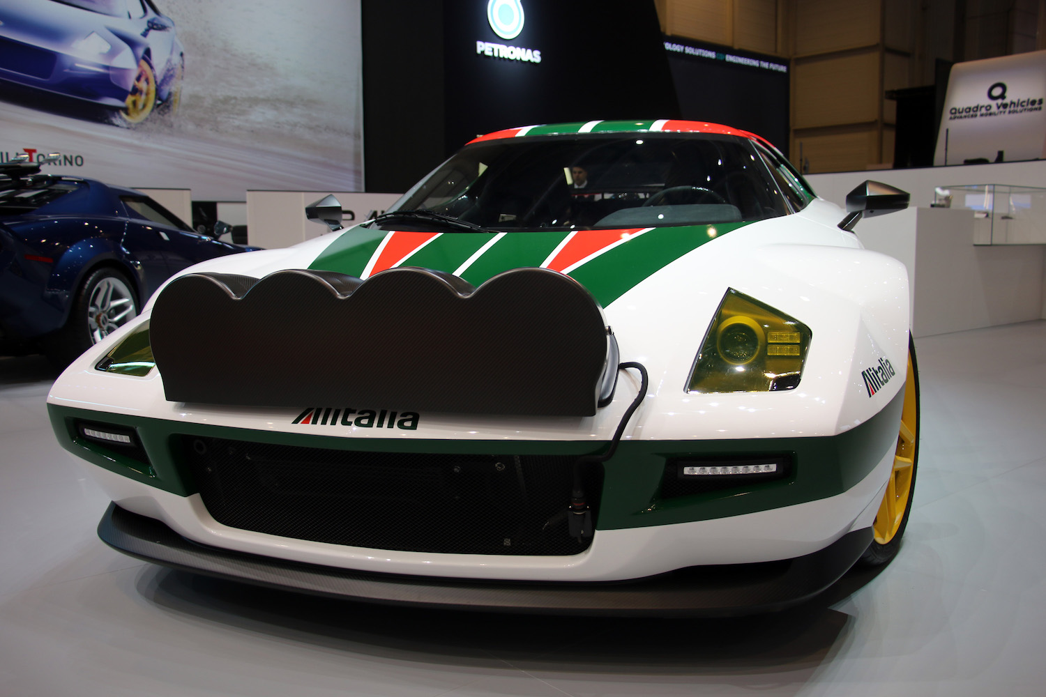 MAT New Stratos Coupe front