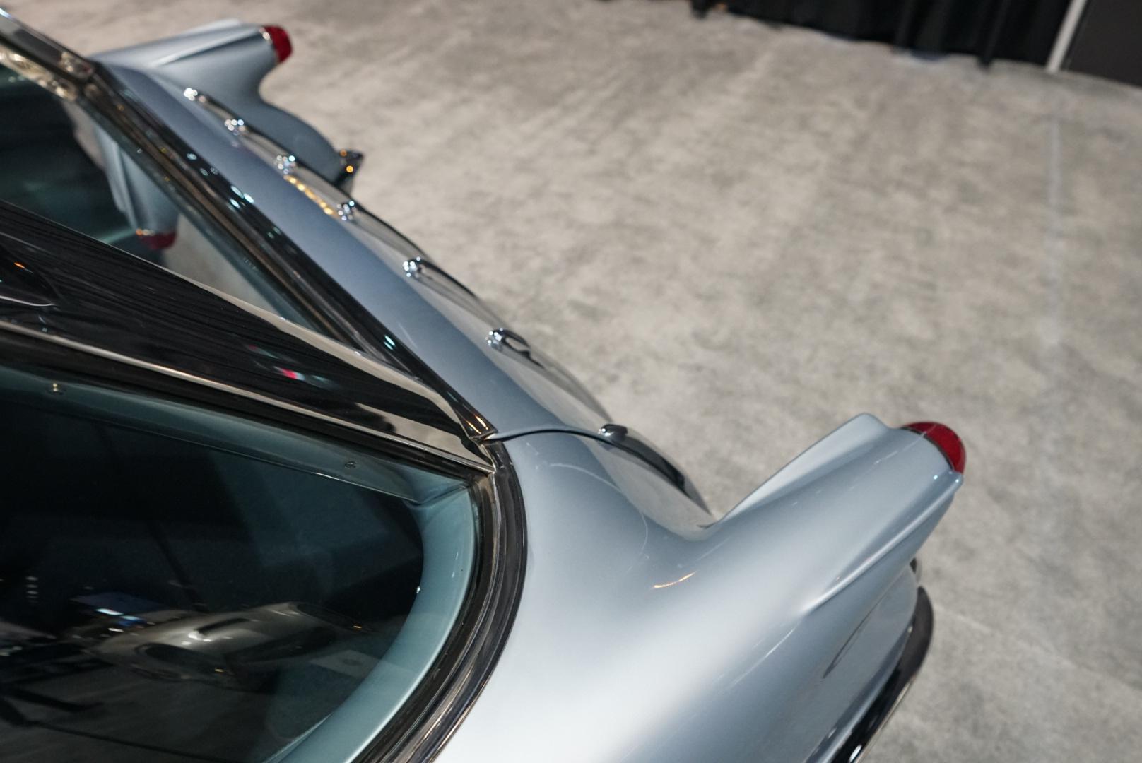 1954 Chevrolet Corvette Nomad replica rear