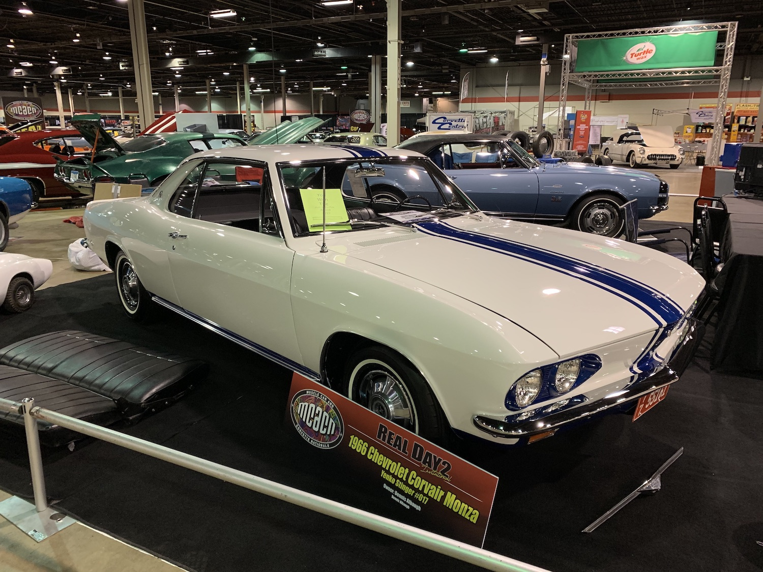 1966 Yenko Stinger front three-quarter