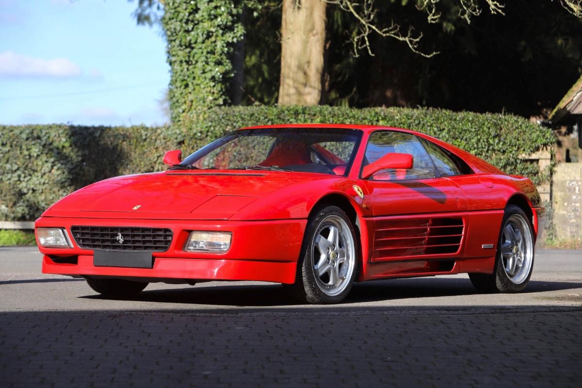 1993 Ferrari 348 GT Competizione