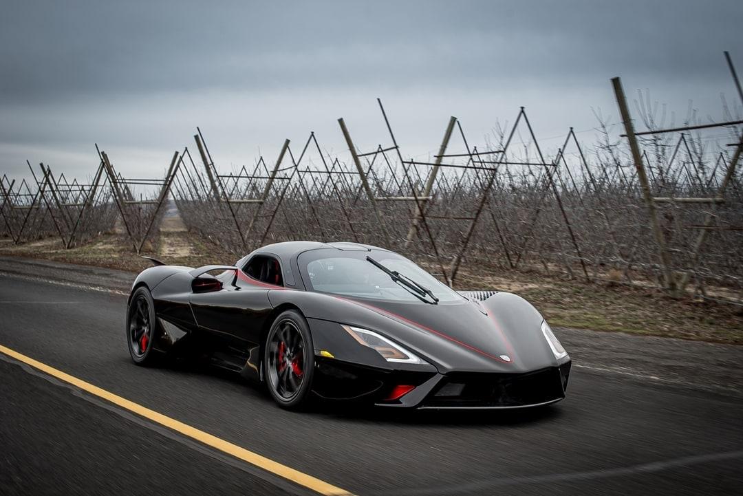 Meet America's latest supercar, SSC's first production Tuatara thumbnail