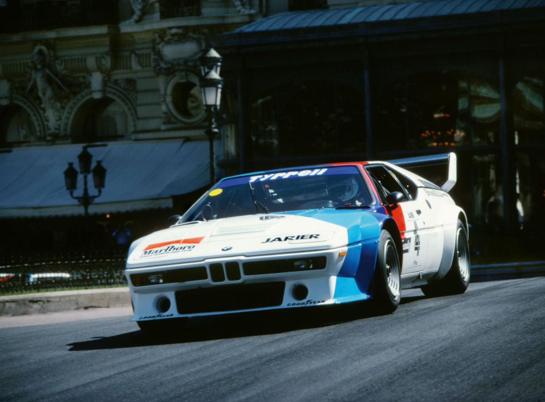 BMW M1 Procar race