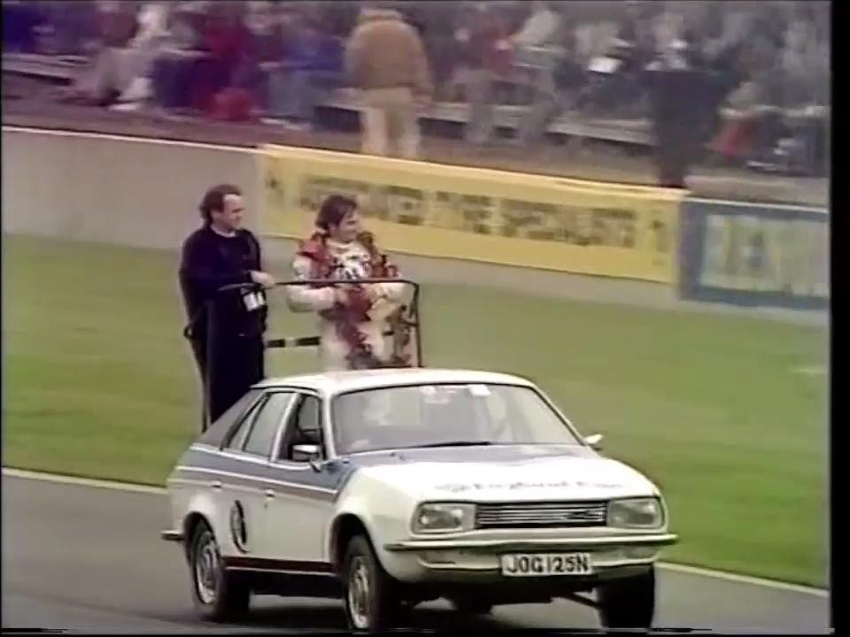 1979 BMW M1 Procar Championship - Rd 3 Donington Park - Gunnar Nilsson Memorial Trophy