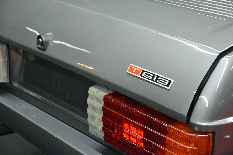 rear bumper badge