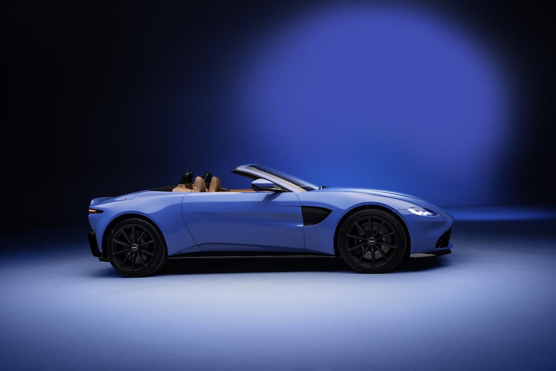2020 vantage roadster side-view