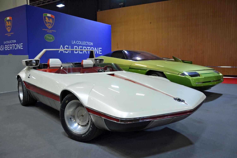 1969 Autobianchi Runabout front three-quarter