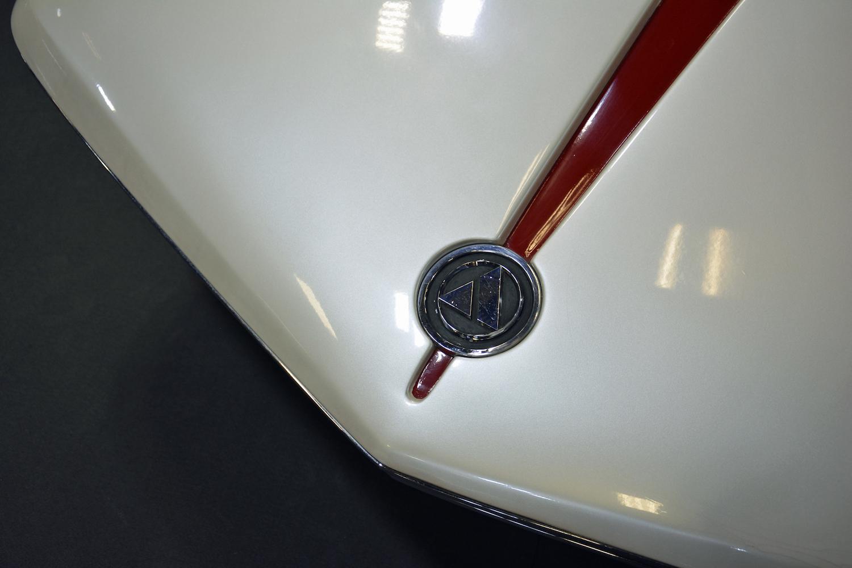 1969 Autobianchi Runabout front emblem