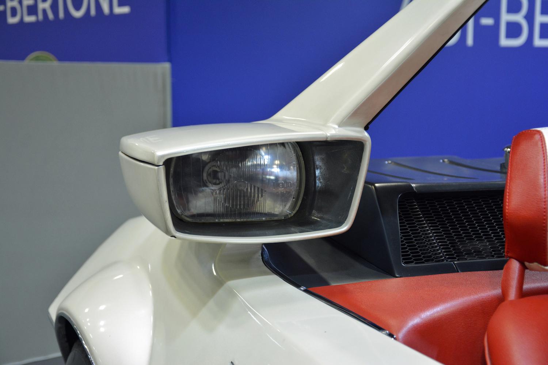 1969 Autobianchi Runabout mirror