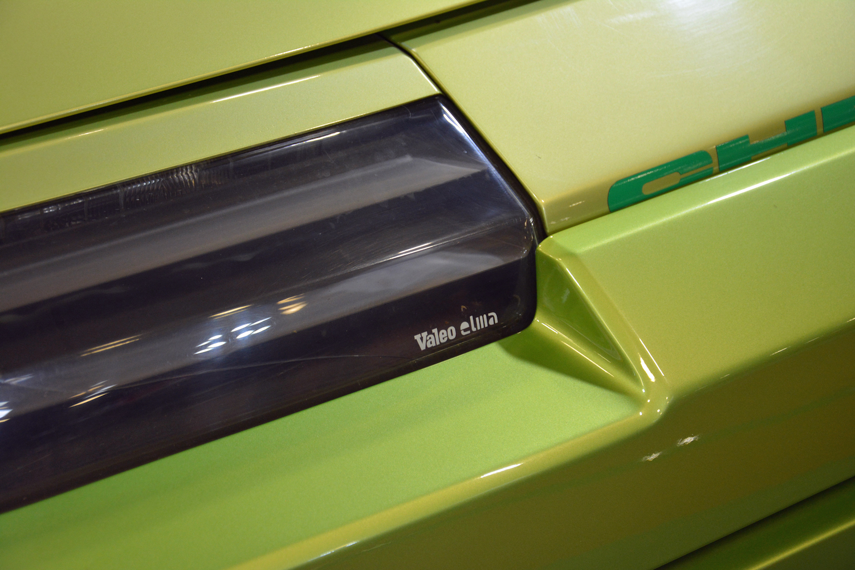 1984 Chevrolet Ramarro headlight closeup