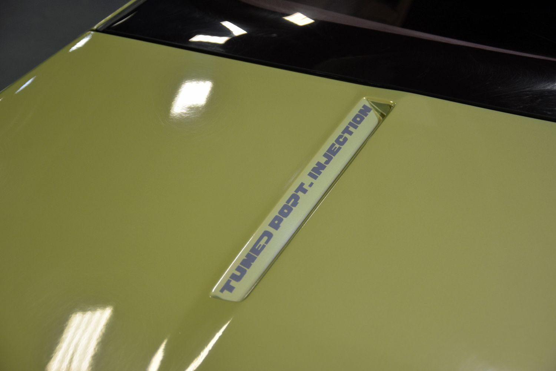 1984 Chevrolet Ramarro injection vent