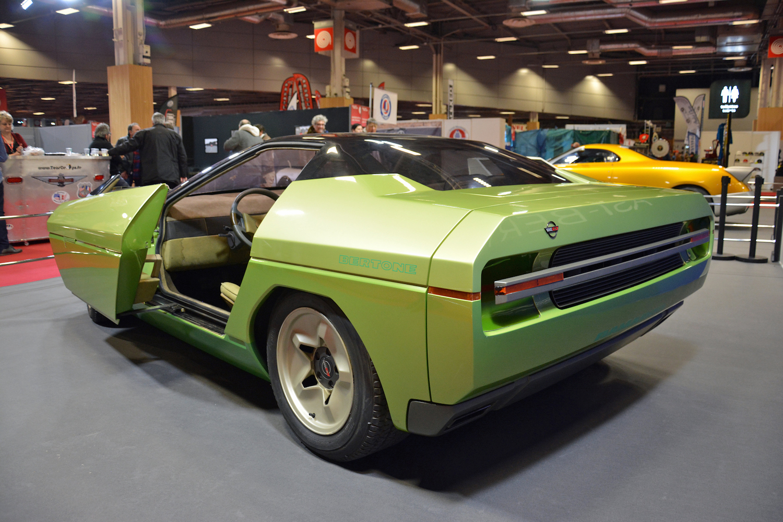 1984 Chevrolet Ramarro rear three-quarter