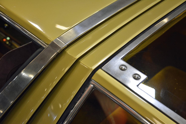 1972 Citroen GS Camargue roof detail
