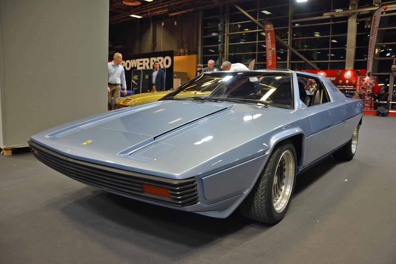 1976 Ferrari 308GT Rainbow front three-quarter
