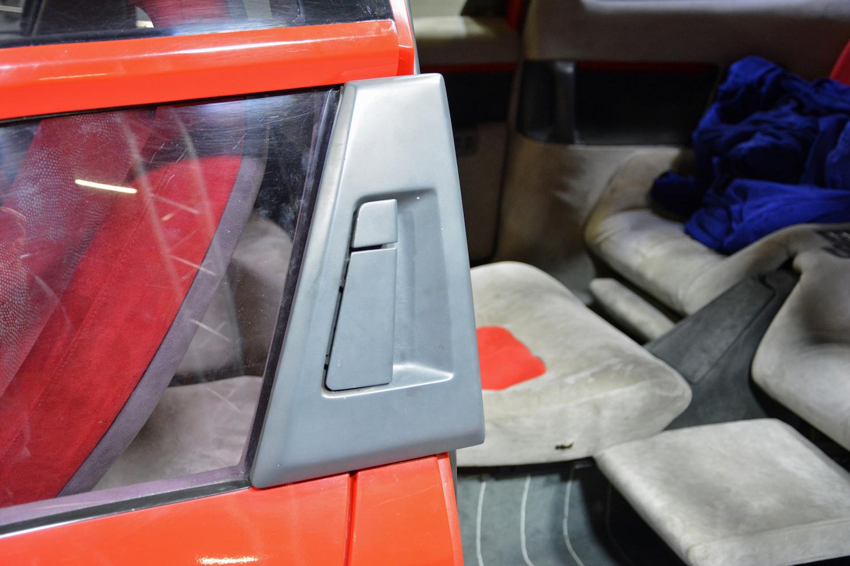 1988 Lamborghini Genesis door handle