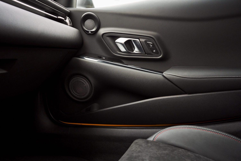 GR Supra 2.0 interior door panel