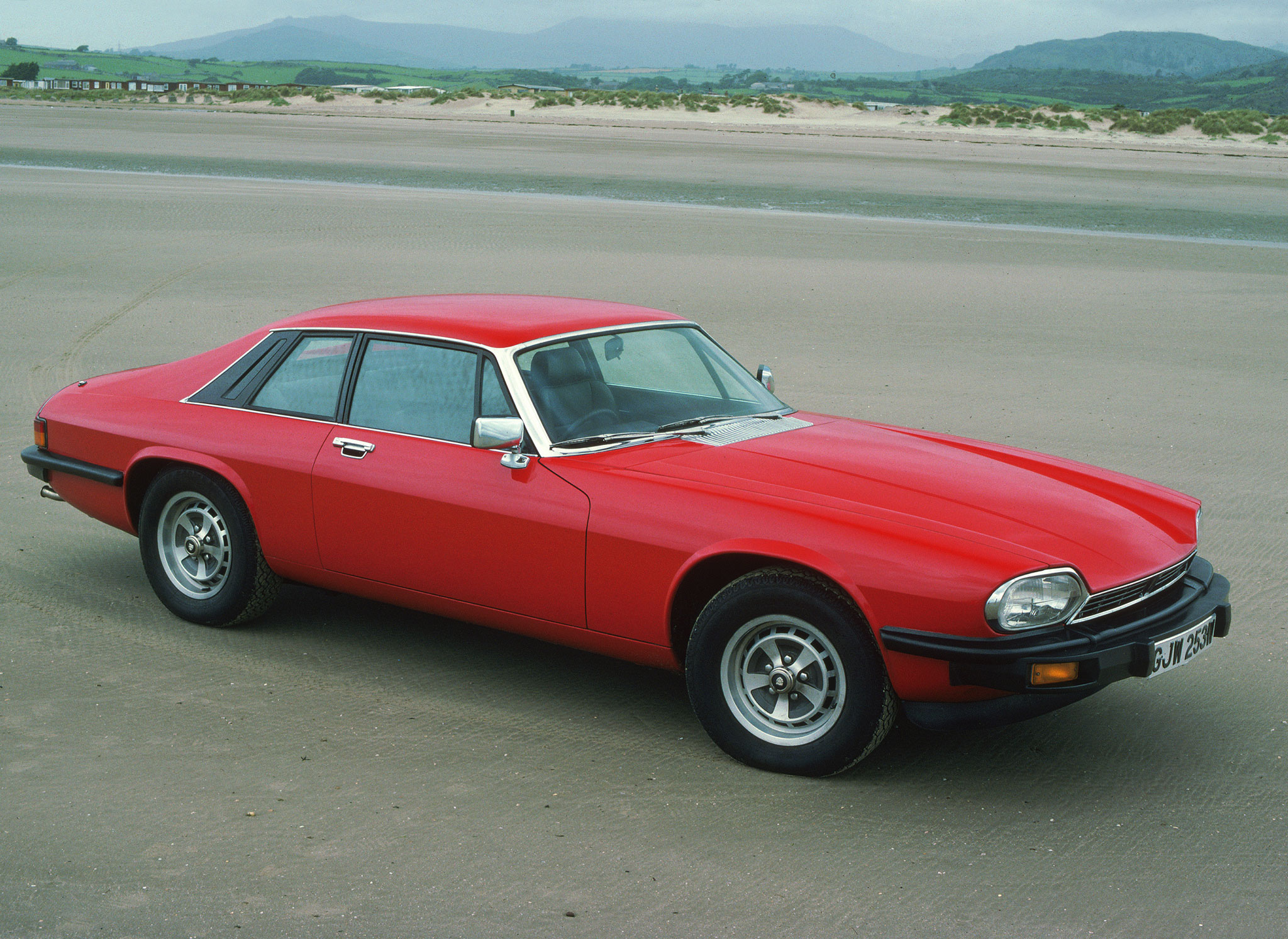 1975 Jaguar XJ-S