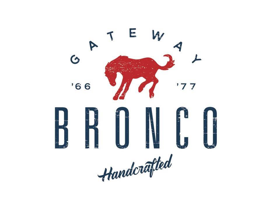 Gateway Bronco logo