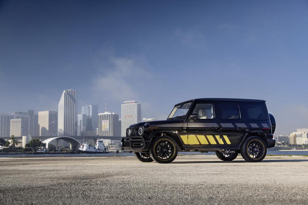 Mercedes-Benz wagon side-view
