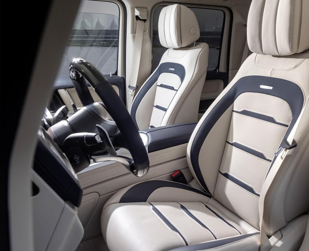 wagon interior seats