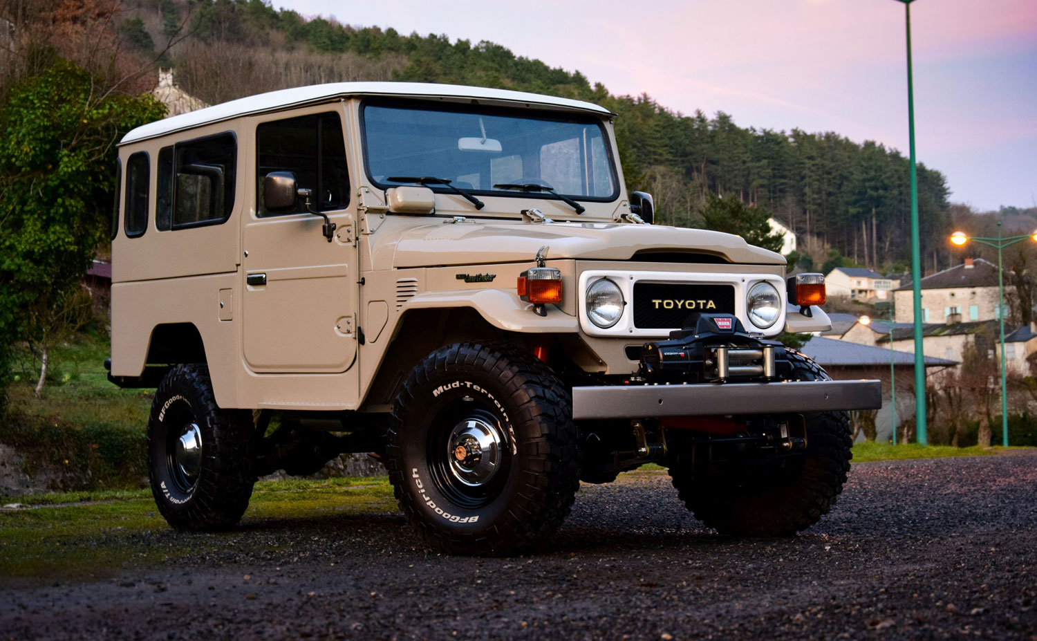 1981 Toyota Land Cruiser BJ 43