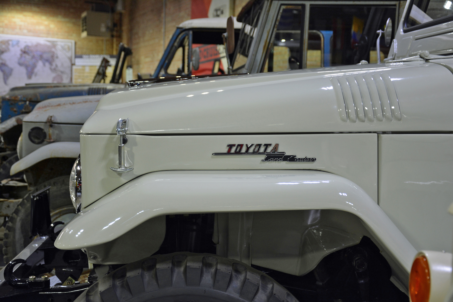 1960 Toyota FJ28L front side-view