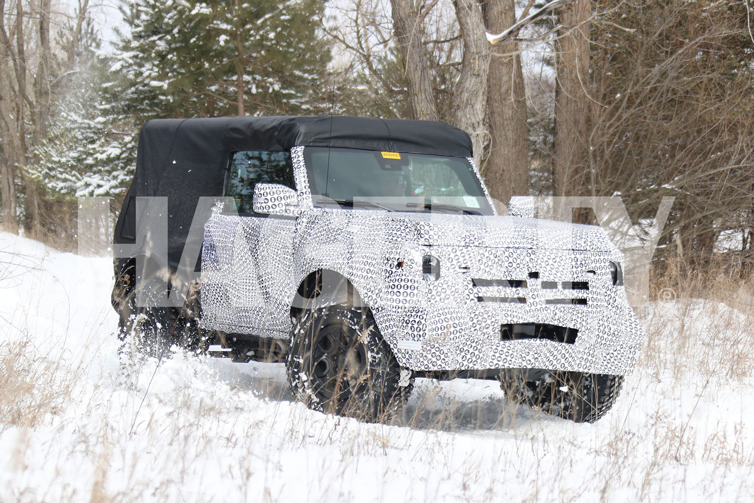 Ford will unveil 2021 Bronco in March, Bronco Sport in April thumbnail