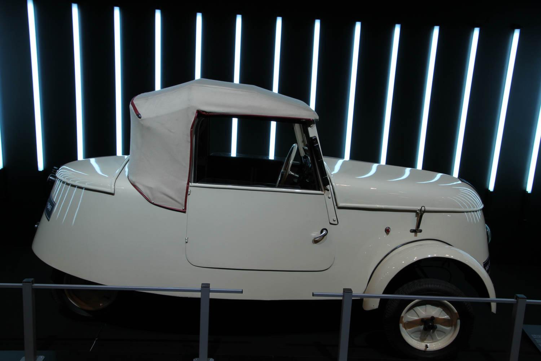 1941 Peugeot VLV Électrique